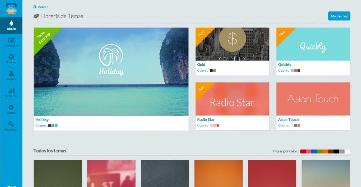 - Crea apps para tu negocio con diseño y estilo gracias a Good Barber - imagen 2
