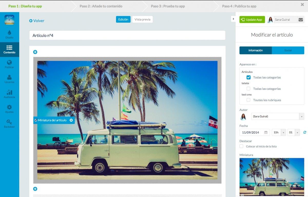 - Crea apps para tu negocio con diseño y estilo gracias a Good Barber - imagen 3