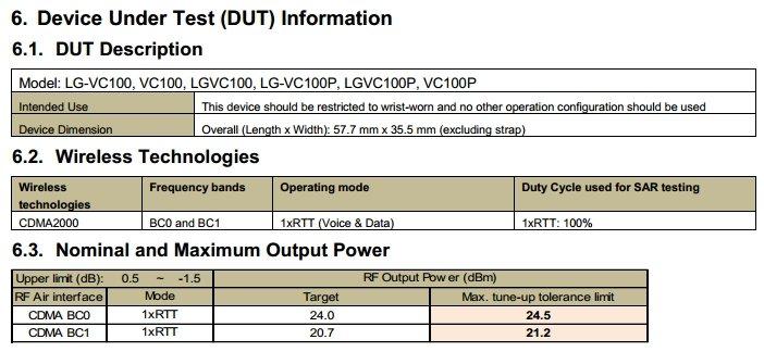 - LG trabaja en un nuevo smartwatch con 3G - imagen 3