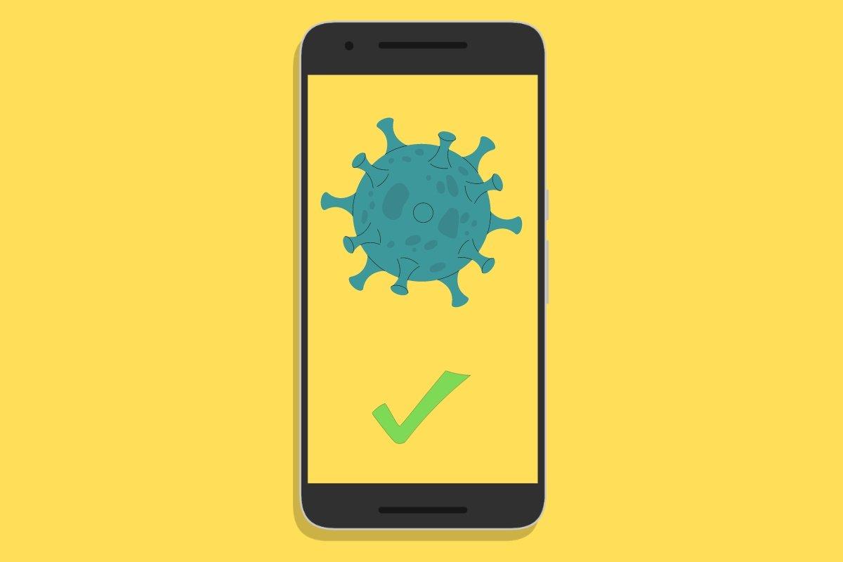 Cómo descargar y llevar el certificado COVID en Android