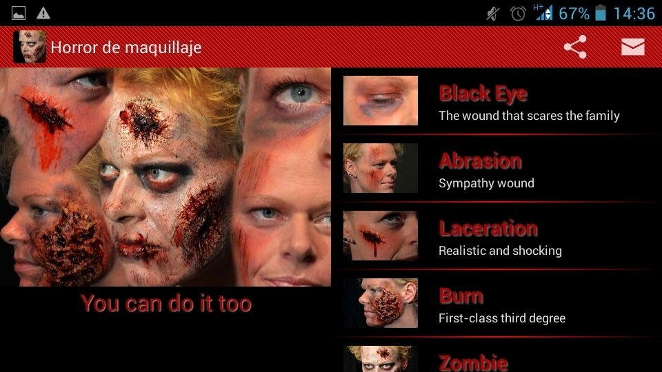 10 Aplicaciones Android para pasar un Halloween de miedo - imagen 2