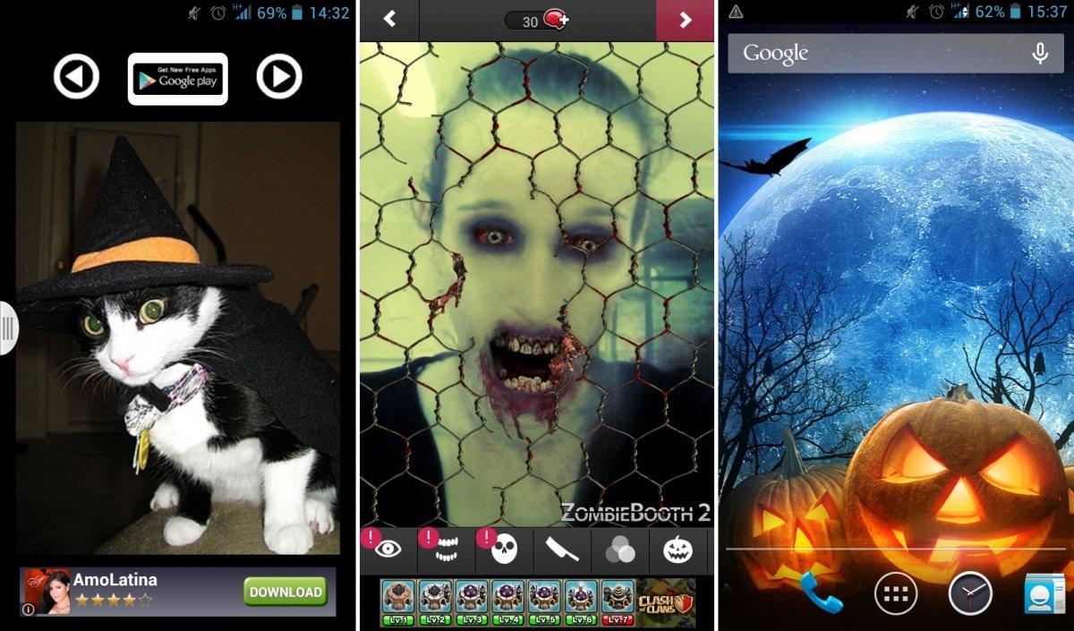 10 Aplicaciones Android para pasar un Halloween de miedo - imagen 4