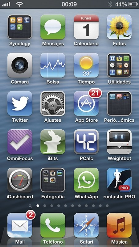 25 años iOS
