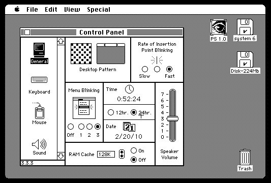 25 años System 6