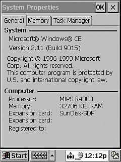 25 años Windows CE