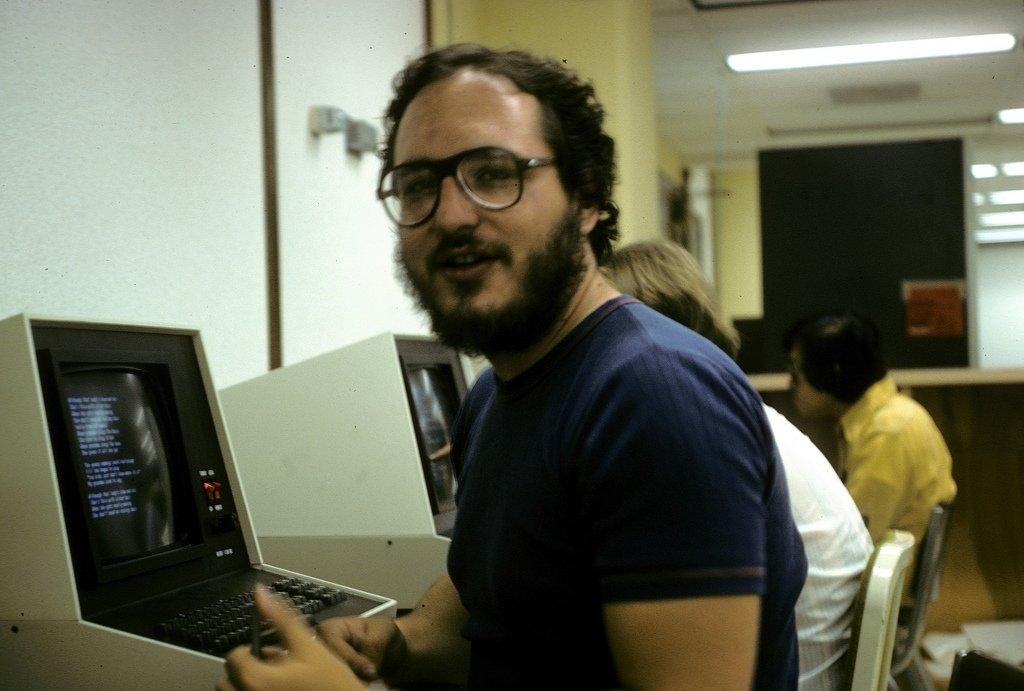 A finales de los '70 Unix era el rey en las universidades