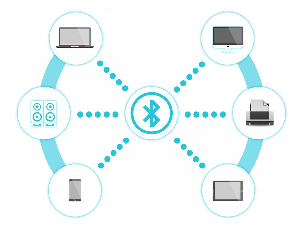 A través de Bluetooth también se puede compartir una conexión