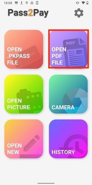 Abrir archivo PDF