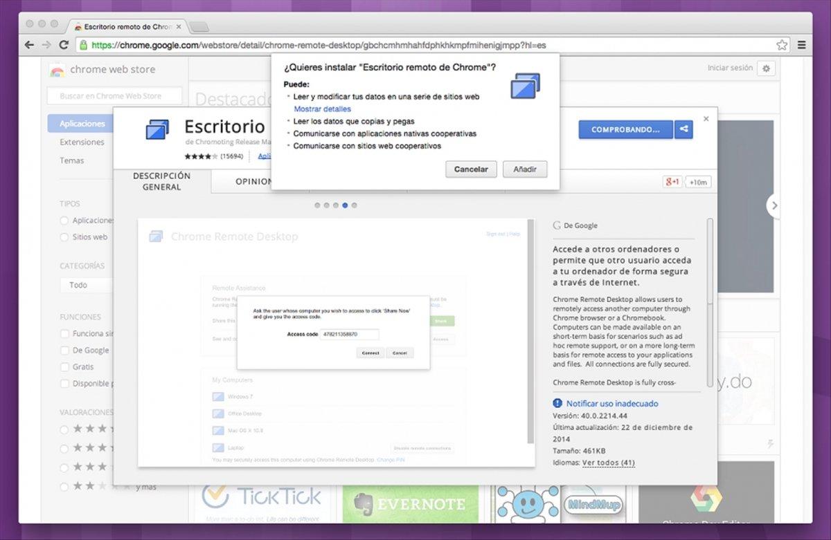 Acceso remoto a tu PC desde iOS 1