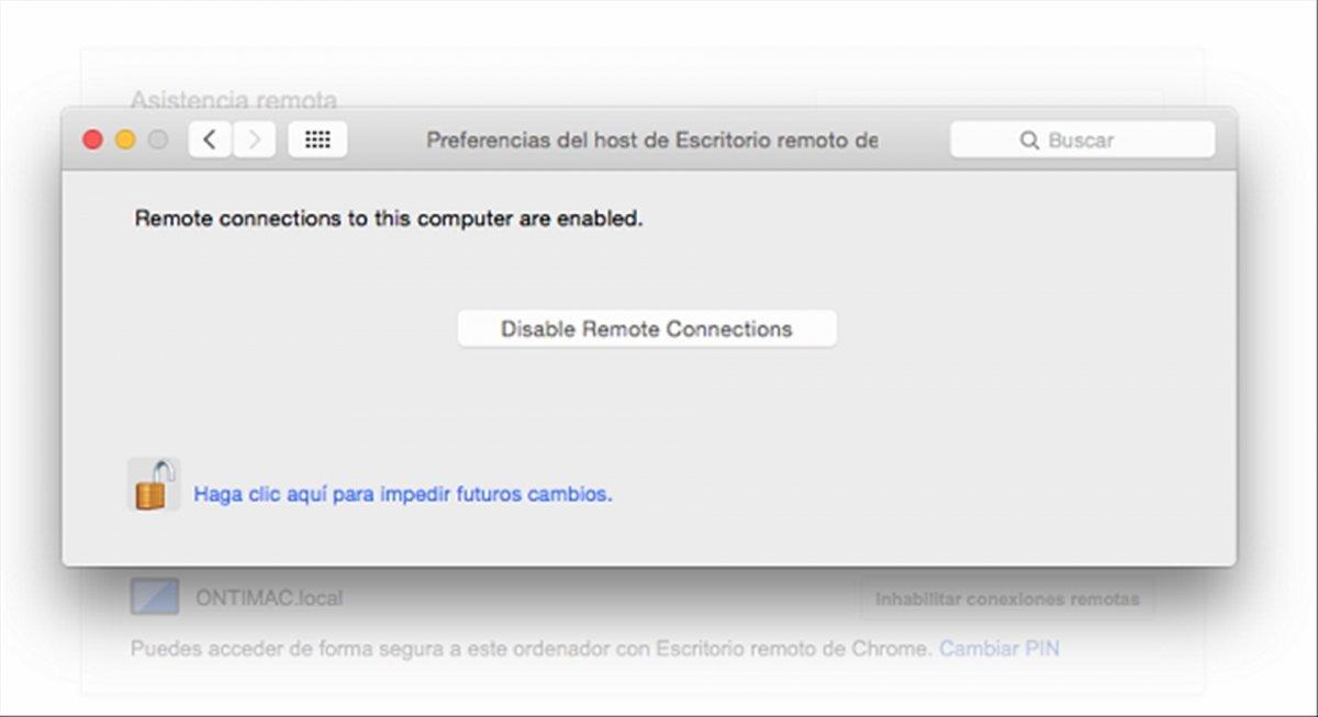 Acceso remoto a tu PC desde iOS paso a paso con Chrome Remote Desktop - imagen 10