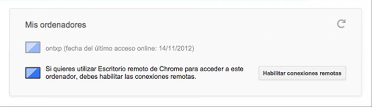 Acceso remoto a tu PC desde iOS paso a paso con Chrome Remote Desktop - imagen 6