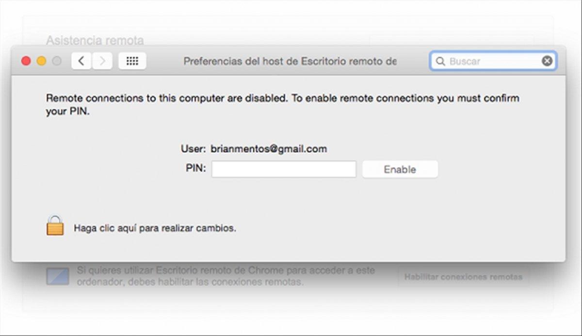 Acceso remoto a tu PC desde iOS paso a paso con Chrome Remote Desktop - imagen 9