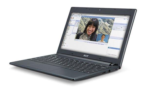 Acer Chromebook ZGB