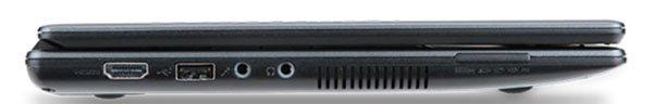 Acer Chromebook ZGB detalle