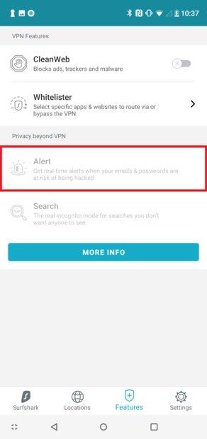 Activa alertas ante fugas de datos