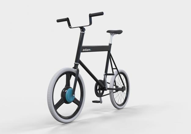 Adam, una bici muy 'tech' para los estudiantes