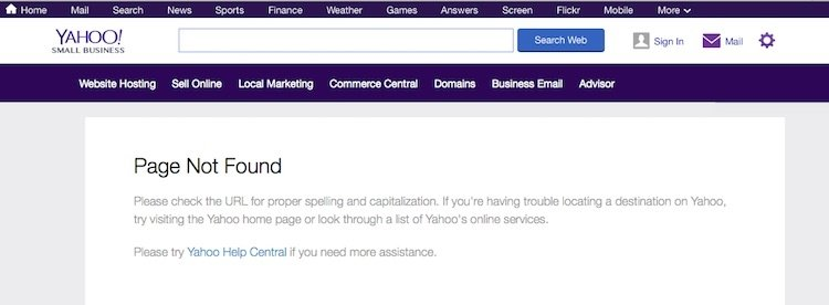 Adios al Directorio de Yahoo  - imagen 2