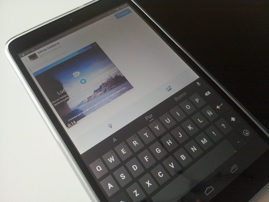 Adjuntar un vídeo a un tweet es tan fácil como añadir una foto