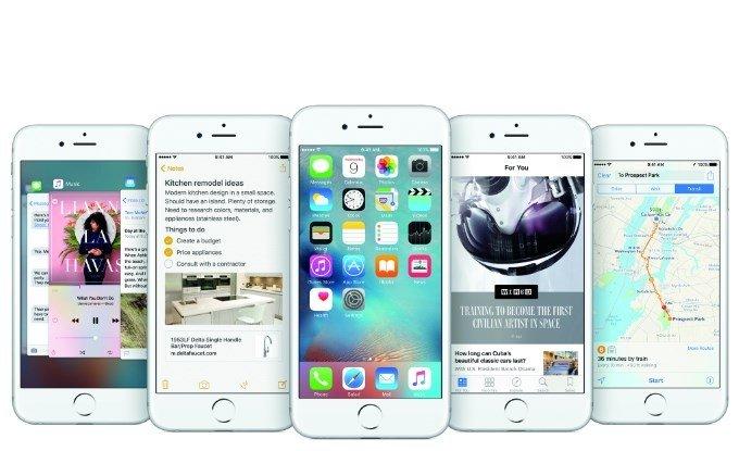 Algunas de las novedades de iOS 9 se han centrado en reforzar su seguridad