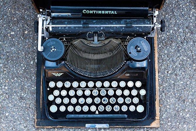 Algunos países han vuelto a usar máquinas de escribir para mantener segura su comunicación departame