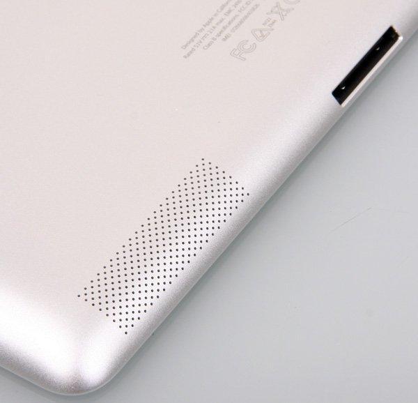 Altavoz iPad 2