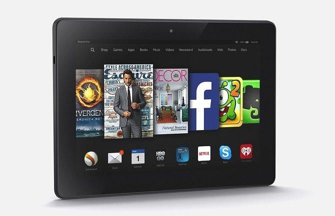 Amazon anuncia sus nuevas tabletas Fire y el sistema operativo Sangria - imagen 3