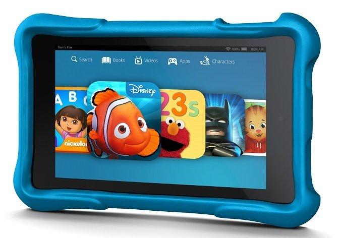 Amazon anuncia sus nuevas tabletas Fire y el sistema operativo Sangria - imagen 4