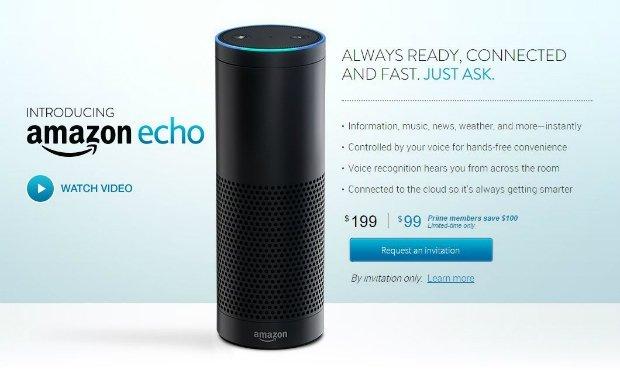 Amazon Echo, el asistente personal con forma de altavoz - imagen 3