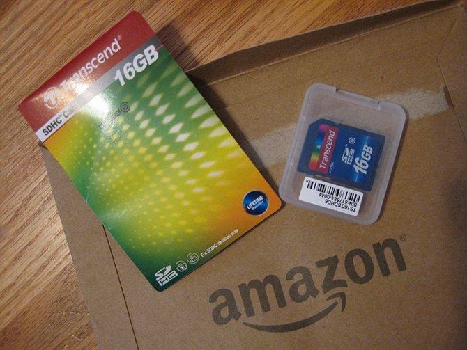 Amazon es una de las webs a las que coloca un acceso directro eFast Browser