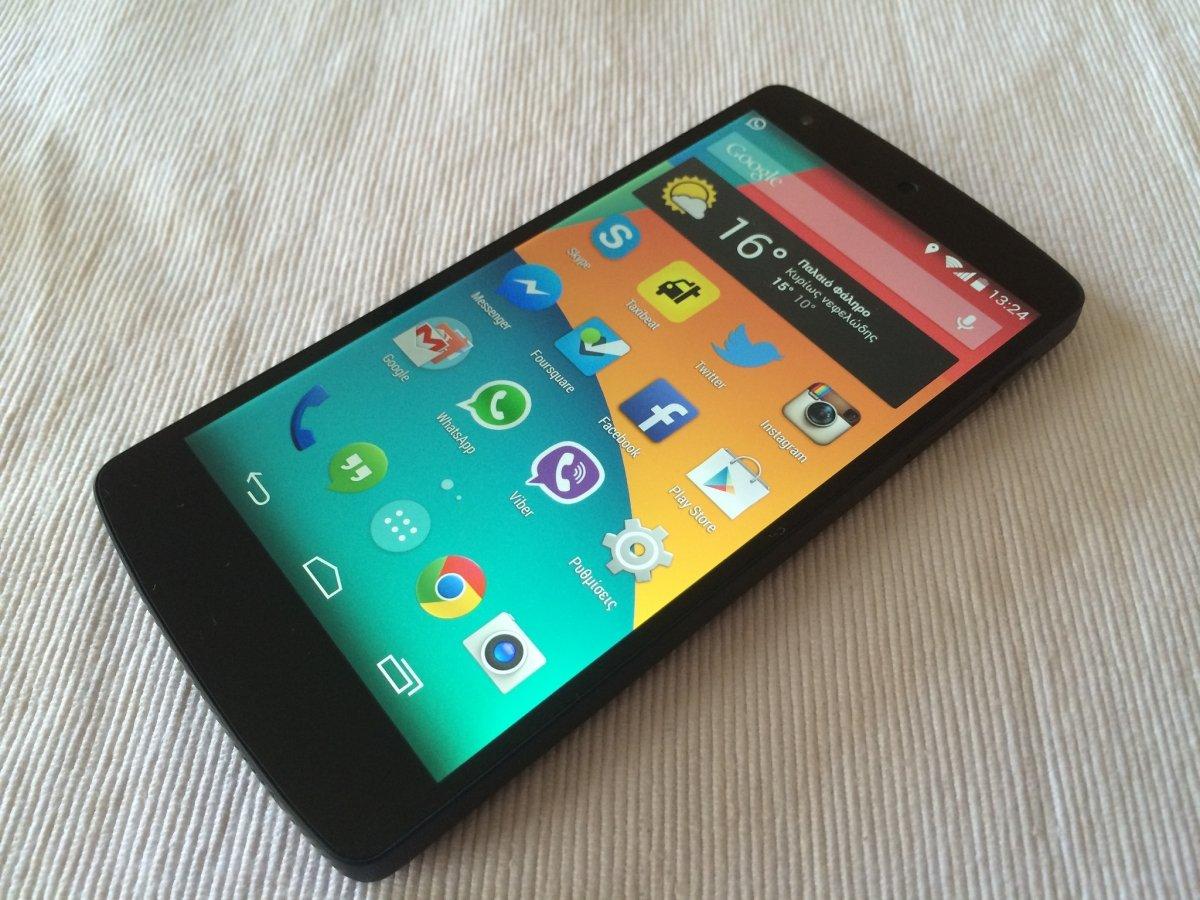 Android utiliza sandboxes para la ejecución de apps