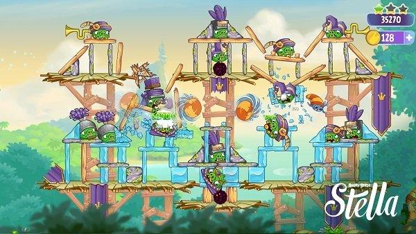 Angry Birds Stella: ha aterrizado una nueva estrella - imagen 3