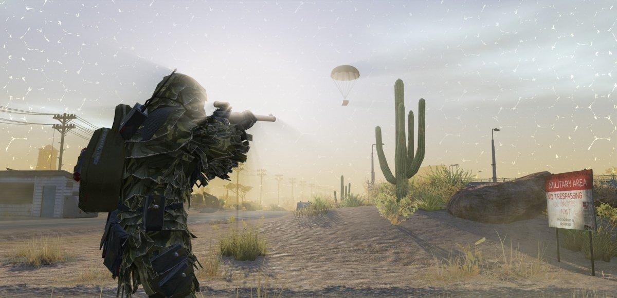 Aniquilando enemigos en un escenario de Warface