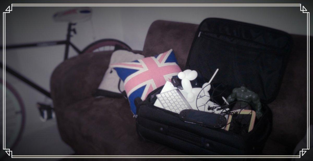 Antes de hacer la maleta... 5 cosas que debes saber.