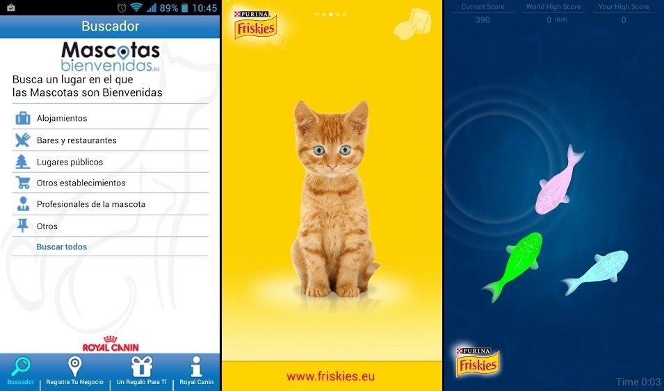 Aplicaciones Android para los amantes de los gatos - imagen 2