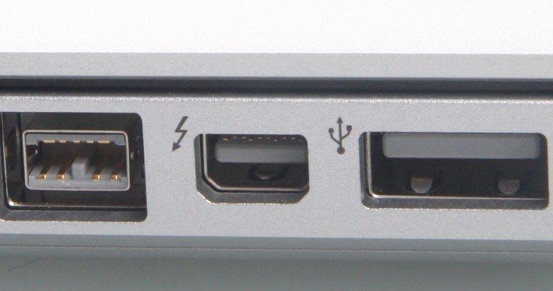 Apple MacBook Pro detalle