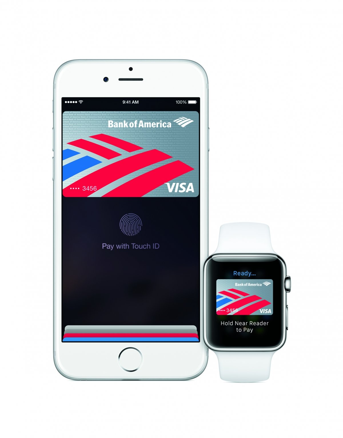 Apple Pay funciona en iPhone 6 y Apple Watch