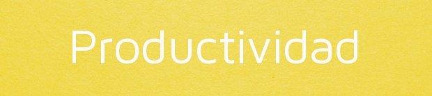 Apps de productividad para Android