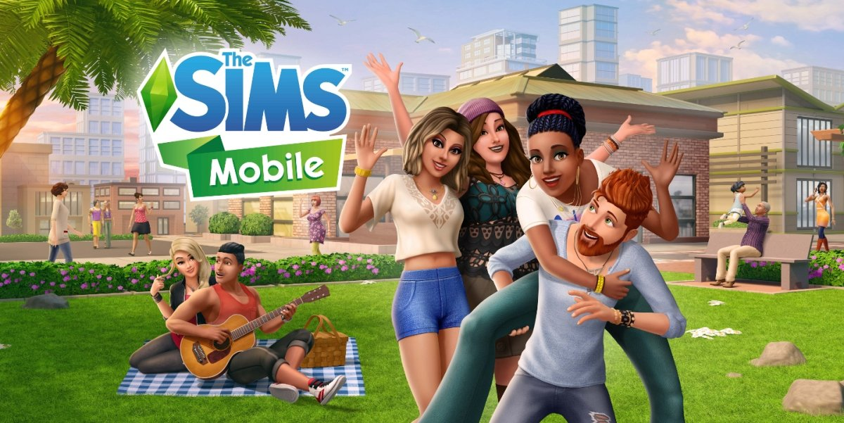 Artwork de Los Sims en móvil