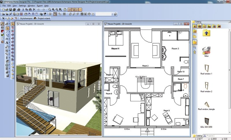 Ashampoo Home Designer 2