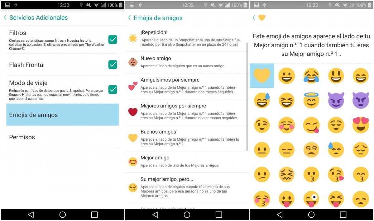 Así de sencillo es cambiar el emoji de tus amigos