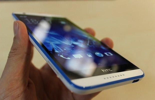 Así luce el HTC Desire 820 en mano