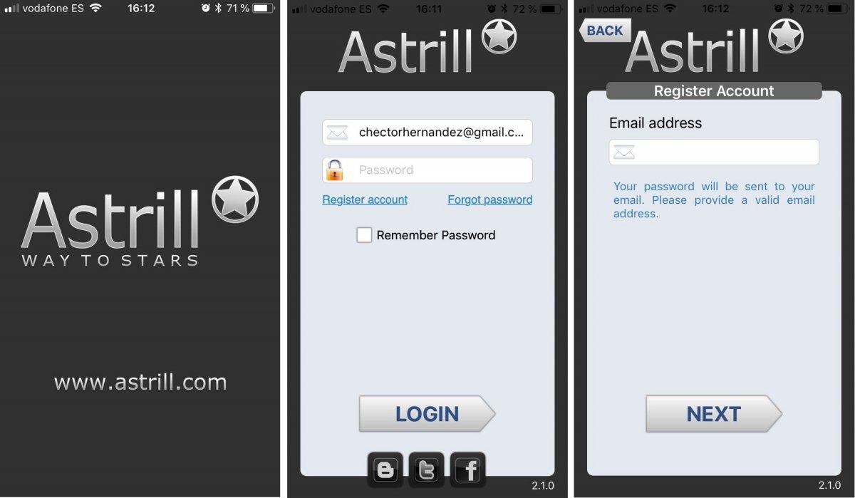 Astrill es otra VPN muy recomendable
