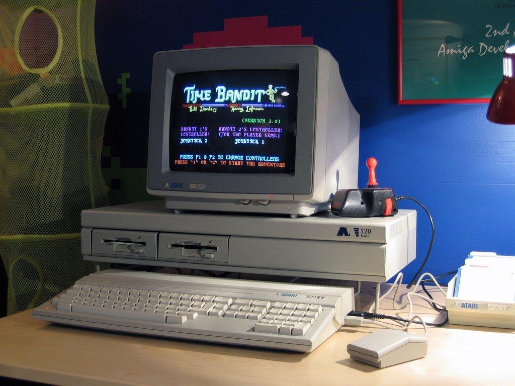 Atari ST 520T