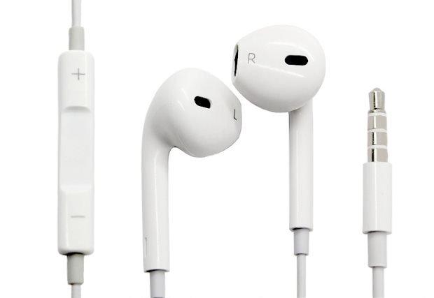Resultado de imagen para auricular apple