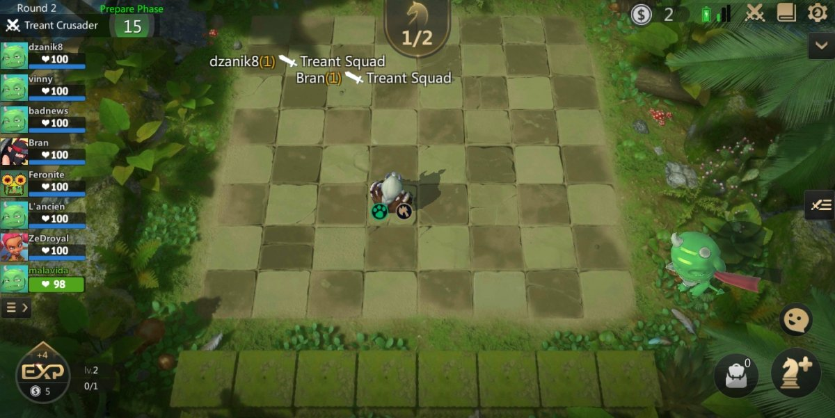 Auto Chess trae el popular modo de DOTA 2 a Android