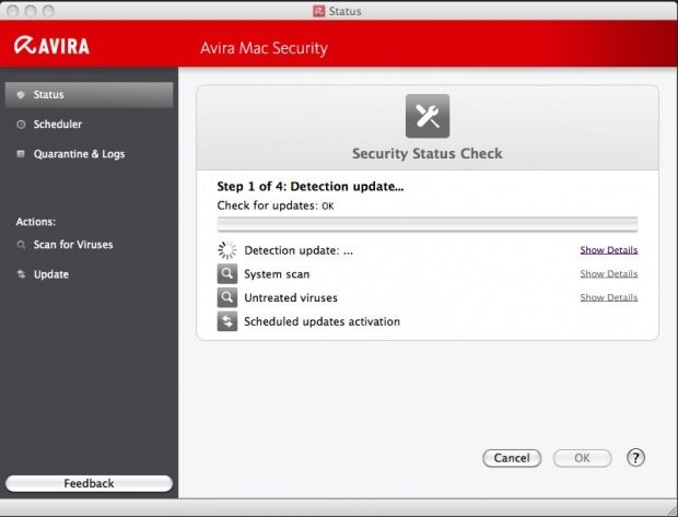 Avira Mac Security