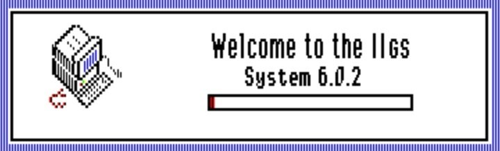Barra de progreso de System Software 6.0.2
