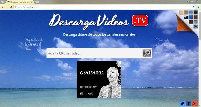 Bienvenido a la herramienta más sencilla para guardarte vídeos de YouTube para ti para siempre