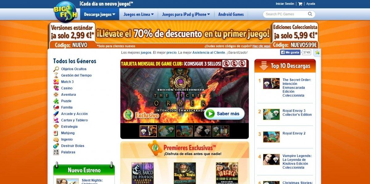 Big Fish Games comprada por 710 millones de euros - imagen 2