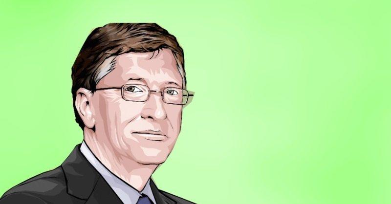 Bill Gates, el icono de Microsoft